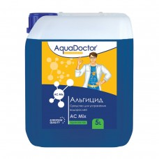 Химия для бассейна Альгицид AquaDoctor AC Mix, 5 л