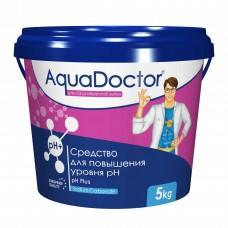 Химия для бассейна Средство для повышения уровня pH AquaDoctor pH Plus, 5 кг
