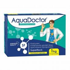 Коагулирующее средство в картушах AquaDoctor Superflock, 1 кг