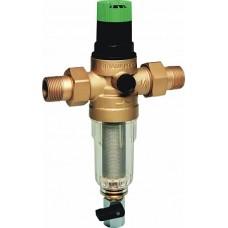"""Фильтр Honeywell FK06 1"""" AA mini (для холодной воды с редуктором давления, 100 мкм)"""