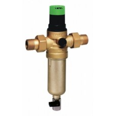 """Фильтр Honeywell FK06 1"""" AAМ mini (для горячей воды с редуктором давления, 100 мкм)"""