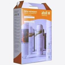 Набор фильтроэлементов Atoll® №201 (для A-460,A-460E,Em,A-445, A-450)
