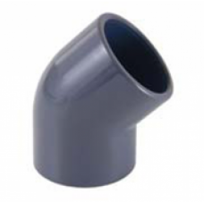 Отвод 45º ПВХ CEPEX (клеевой) d315, PN10