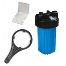 Магистральный фильтр Аквамодуль BB1#10 (ключ, кронштейн)