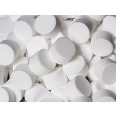 Соль таблетированная, мешок 25 кг