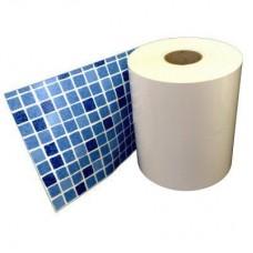 Бордюр, 1,6 мм, мозаика синяя