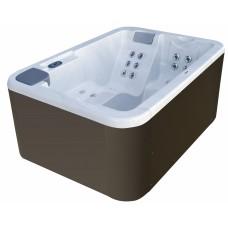 Ванна гидромассаж. Equilibre, без кабины, форсунки из нерж.ст., крышка, ЕСО-спа