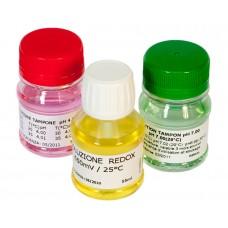 Калибровочный (буферный) раствор pH 4, 55 мл / Etatron