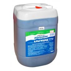 Химия для бассейна Альгицид пролонгированного действия непенящийся Aqualeon 30кг