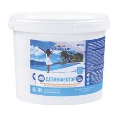 Дезинфицирующее ср-во Aqualeon быстрый хлор гранулы (ведро 10кг)