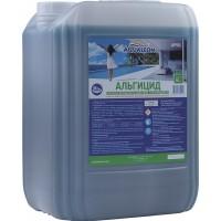 Химия для бассейна Альгицид пролонгированного действия непенящийся Aqualeon 10кг