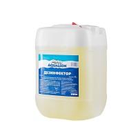 Химия для бассейна Дезинфектор (жидкий) Aqualeon, 33 кг (30 л)