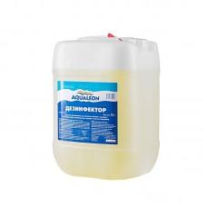 Дезинфектор (жидкий) Aqualeon, 33 кг (30 л)