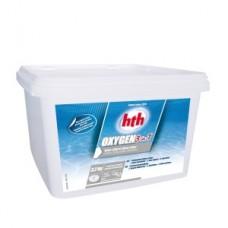 Химия для бассейна Многофункциональные таблетки активного кислорода 3 в 1, 200 гр., 3.2 кг hth OXYGEN 3 IN 1