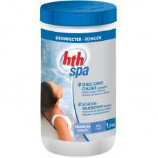 Порошок-шок без хлора hth SPA 1.2 кг
