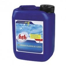 Жидкость-шок без хлора (активный кислород) 3 л hth CLOR-ZERO SHOCK