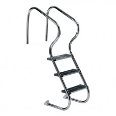 Лестница Easy access стационар. с 3 ступ., AISI-316