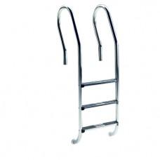 ЛестницаRacket, 4 ступени,AISI-304