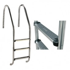 Лестница Standart с 2 ступеньками Standart, AISI-304