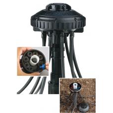 Распределительное устройство для микроорошения XERI-Bird с 8 отводами