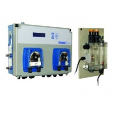 Автоматическая станция Seko Pool Basic Pro pH/Хлор/Rx, 1,5 л/ч