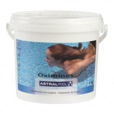 Химия для бассейна Активный кислород, гранулы, 6 кг