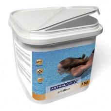 Химия для бассейна рН-минус, порошок 8 кг