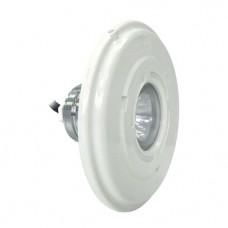 """Светильник """"Mini"""" с оправой ABS-пластик белый, с кабелем, без ниши, 50 вт"""