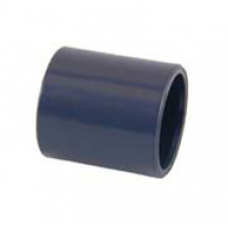 Муфта ПВХ Idrania (клеевая), 110 мм